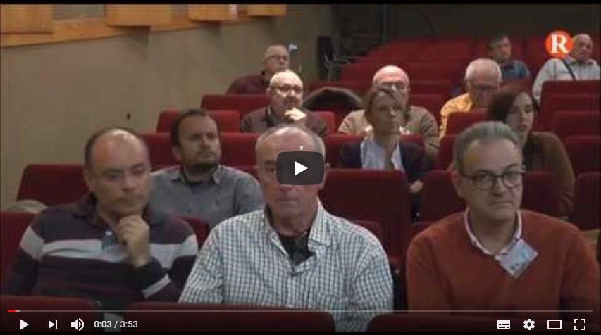 Vídeo Ribera Televisió – XVII Assemblea d'Història de la Ribera