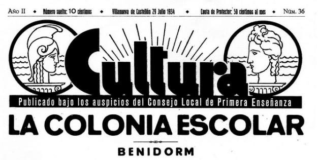 Presentació de l'edició facsímil del periòdic local CULTURA
