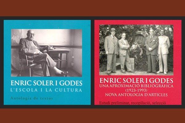 Enric Soler i Godes, 25 anys de la seua mort