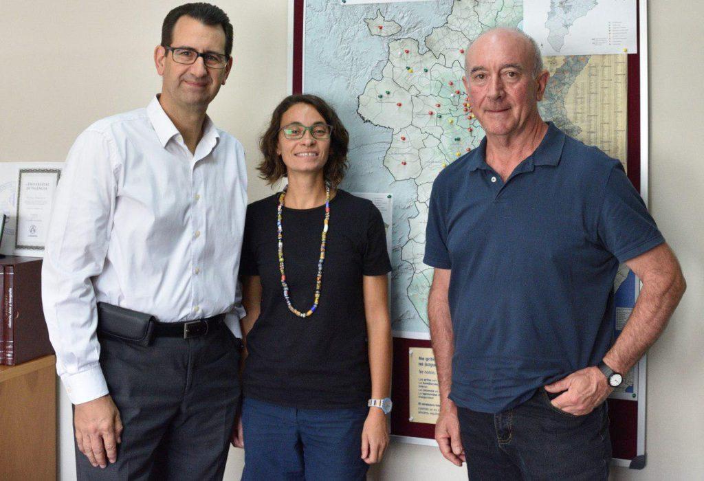 El Vicerectorat de Projecció Territorial i Societat de la UVEGamb la XVIII AHR