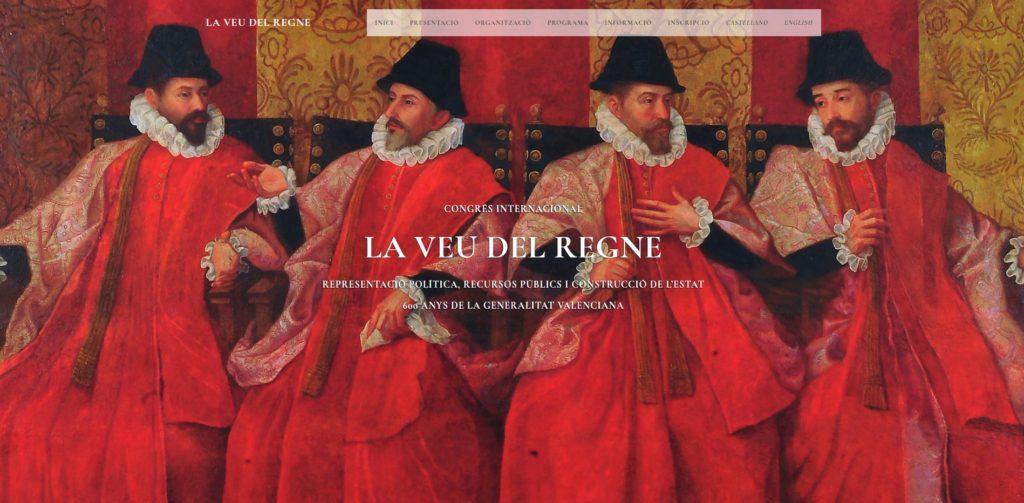 La veu del Regne: 600 anys de la Generalitat Valenciana