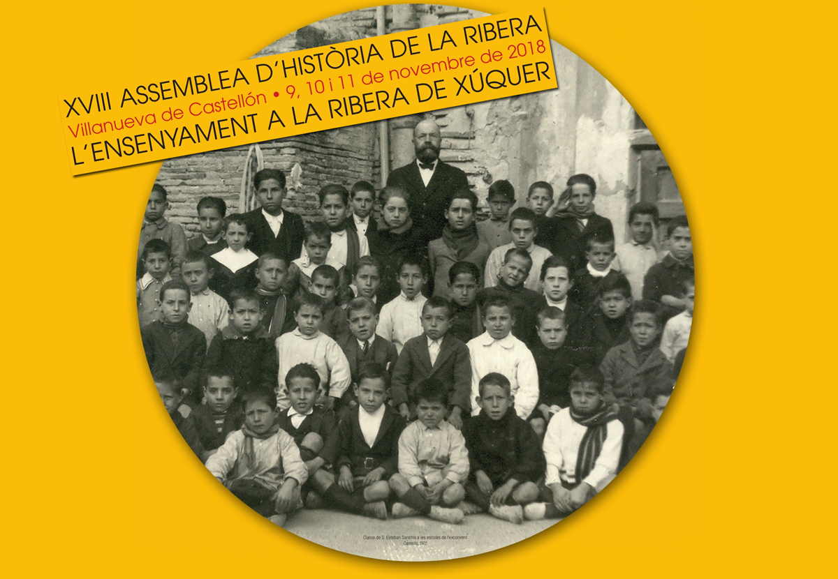 El cartell de la XVIII Assemblea i el seu autor