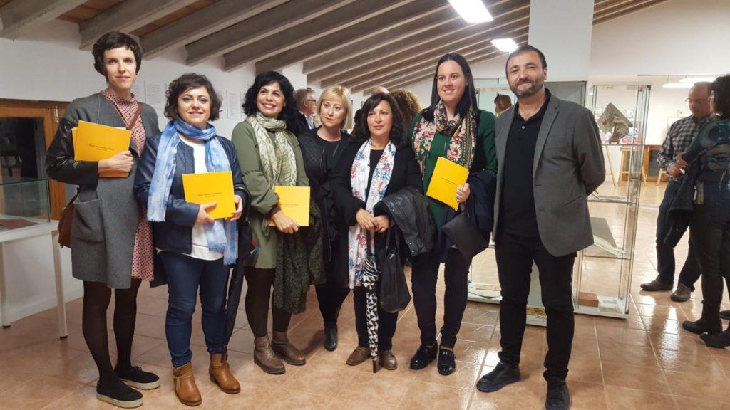 Dones mestres de la ribera de Ricard Huerta